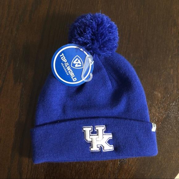 21e870fd8aa Accessories - University of Kentucky Pom Hat